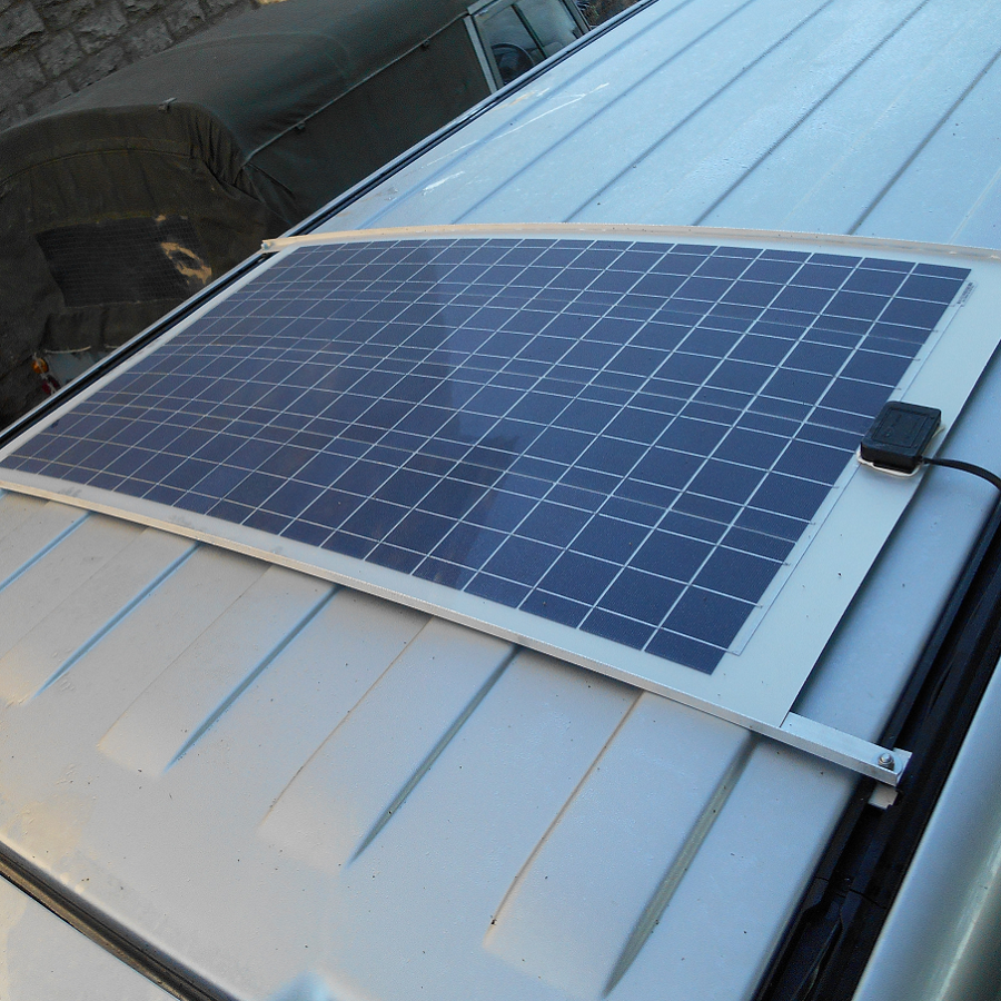 VW T5/T6 Bolt-on Solar Kit